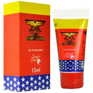 EXCITANTE XANA MARAVILHA 15ML SECRET LOVE
