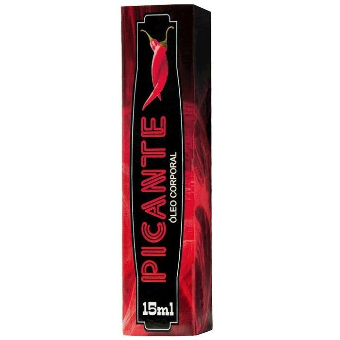 Lubrificante Hot Picante Spray 15ml Garji