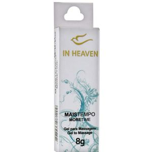 Kit 10 Unid. Gel Prolongador In Heaven Mais Tempo 8g Intt