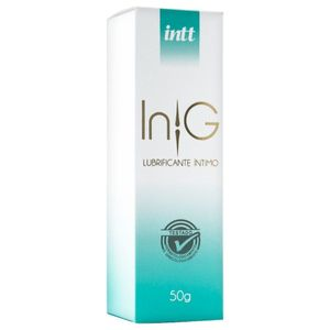 KIT 10 UNID. LUBRIFICANTE ÍNTIMO IN-G 50G INTT