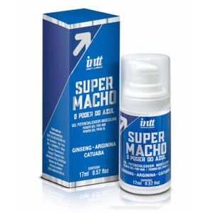 ESTIMULANTE MASCULINO SUPER MACHO GEL 17ML INTT