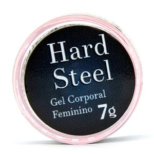 KIT 10 UNID. EXCITANTE FEMININO HARD STEEL 7G GARJI