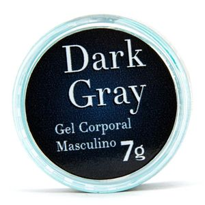 KIT 10 UNID. EXCITANTE MASCULINO DARK GRAY 7G GARJI