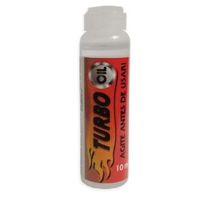 KIT 10 UNID. LUBRIFICANTE EXCITANTE TURBO OIL 10ML GARJI