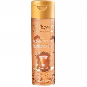 KIT 10 UNID. GEL COMESTÍVEL AROMATIZANTE HOT 35ML AMARULA HOT FLOWERS
