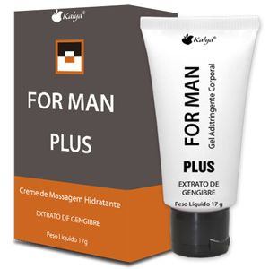 KIT 5 UNID. PROLONGADOR MASCULINO FOR MAN PLUS 17G KALYA