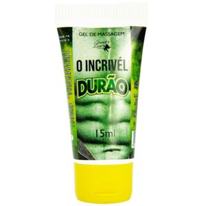 GEL FUNCIONAL O INCRÍVEL DURÃO 15ML SECRET LOVE