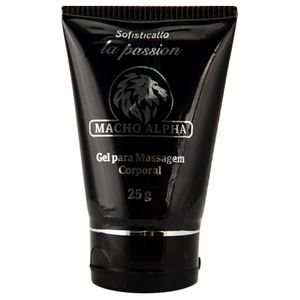 EXCITANTE MACHO ALPHA 25G SOFISTICATTO