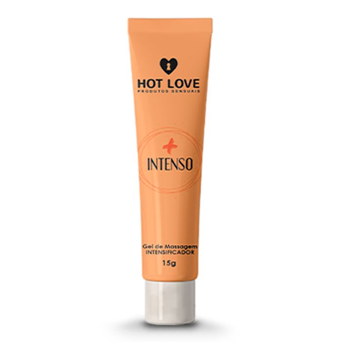 + INTENSO - GEL INTENSIFICADOR 15G - HOT LOVE