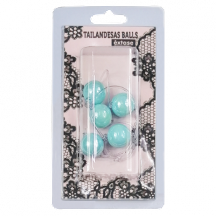 TAILANDESA BALLS PEROLIZADA MEDIA 1,8MM - GTOYS
