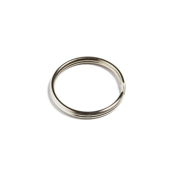 Argola Chaveiro Prensada 22mm Ferro - Pacote 500 pçs 09eb9b0ea5