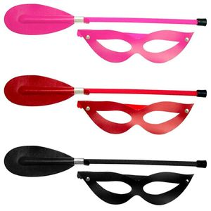 Kit Chibata Oval Com Máscara Dominatrixxx