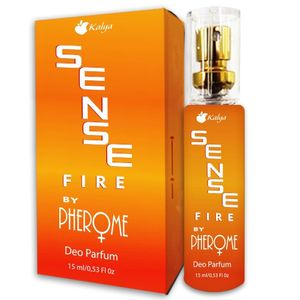 Sense Fire Deo Colonia Feminina 15ml Kalya