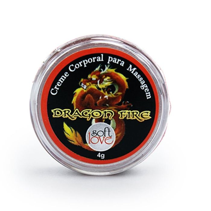 DRAGON FIRE LUBY 4G SOFT LOVE