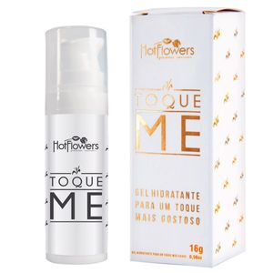 GEL HIDRATANTE TOQUE ME 16 G  HOT FLOWERS
