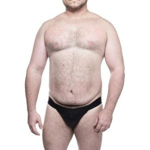 Jock Cirre Com Argolas Plus Size Sd Clothing