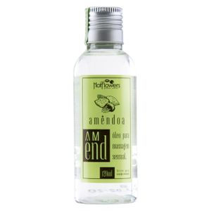 AMEND ÓLEO MINERAL PARA MASSAGEM 120ML HOT FLOWERS