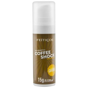 Coffee Shock Gel Excitante 15g Feitiços