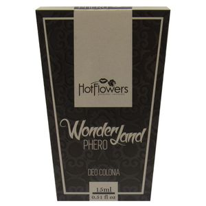 Wonderland Phero Perfume Deo Colonia 15ml Hot Flowers