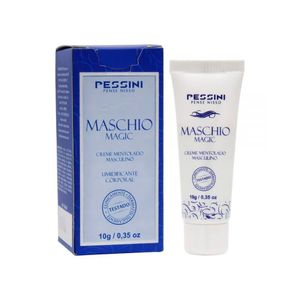 MASCHIO MAGIC CREME EXCITANTE MASCULINO 10G PESSINI