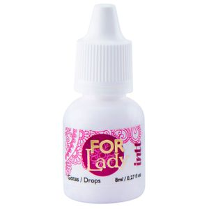 For Lady Gotas 8ml Intt