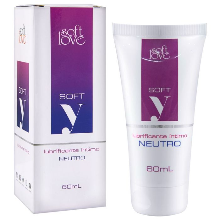 SOFT Y LUBRIFICANTE 60 ML SOFT LOVE