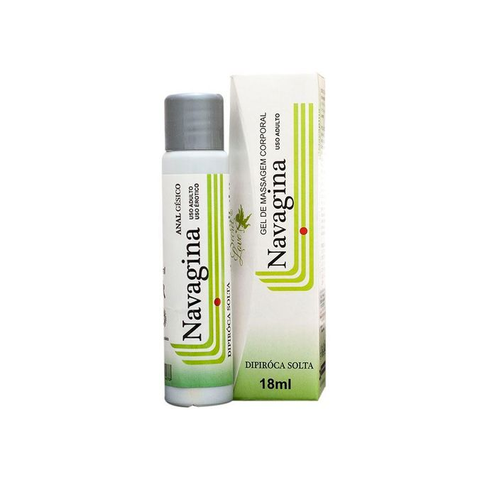 Navagina Adstringente 18ml Farmacinha Do Riso