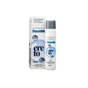 FERRO 1000 ERETO18ML FARMACINHA DO RISO