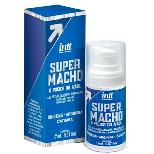 SUPER MACHO GEL 17 ML INTT