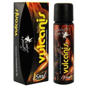 VULCANIS GEL EXCITANTE HOT ICE 15ML SECRET LOVE