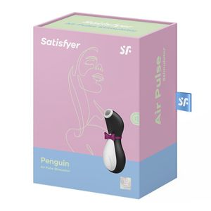 Vibrador Satisfyer Pinguim Intt