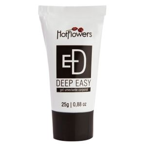 Deep Easy Gel Umectante Bisnaga 25g Hot Flowers