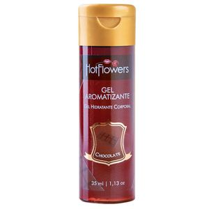 Gel Hot Aromatizante 35ml Hot Flowers