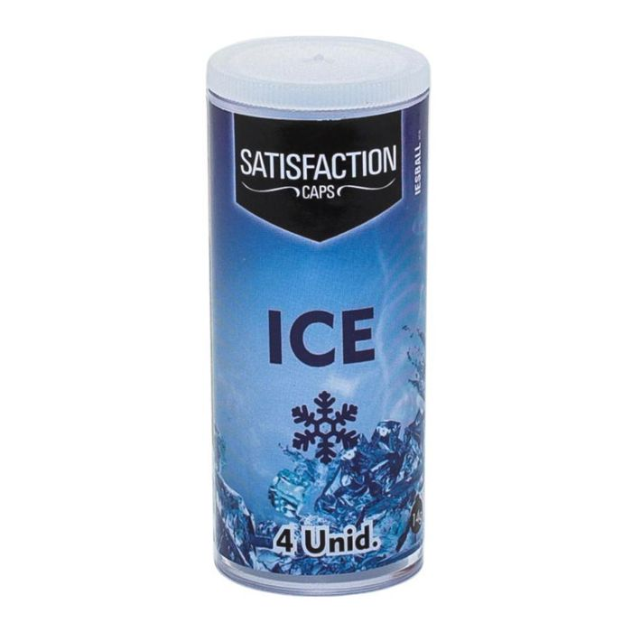 Bolinhas Ice 4 Unidades Satisfaction