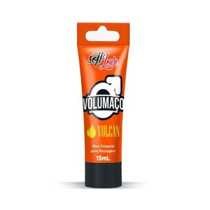 Bisnaga 15ml Volumaço Vulcan - Soft Love
