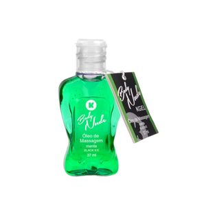 Óleo de Massagem Body Nude - K Gel - ICE Menta