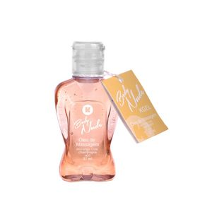 Óleo de Massagem Body Nude - K Gel - HOT Morango com Champagne