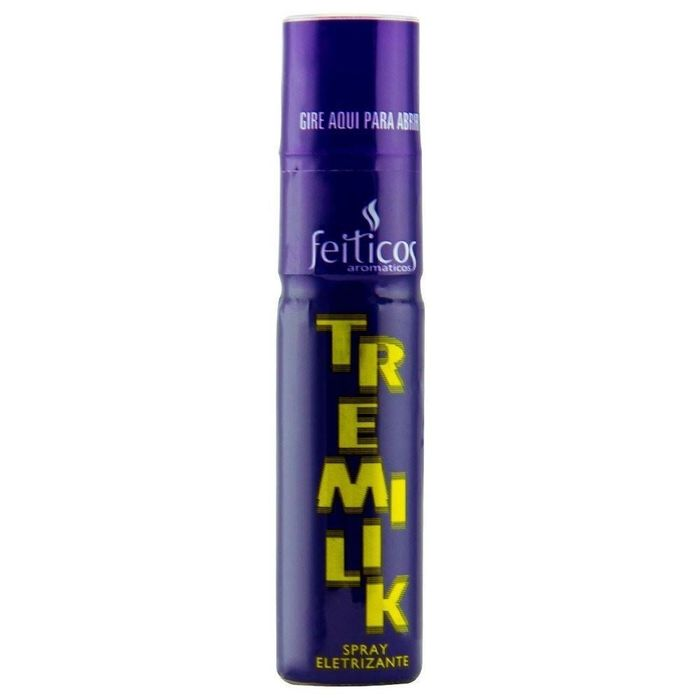 Tremilik Spray Eletrizante 15ml Feitiços