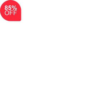 85% - Black Friday