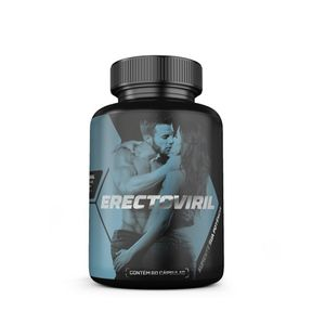Erectoviril Suplemento Mineral e Sexual