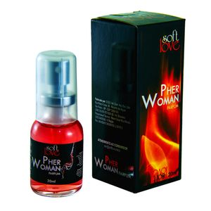 Perfume Feminino Pher Woman Soft Love 20ml