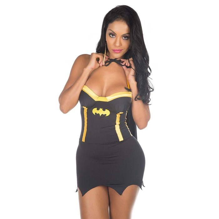 FANTASIA BAT GIRL PIMENTA SEXY