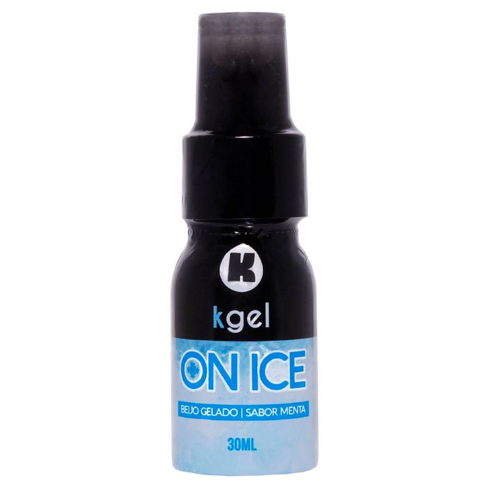 On Ice Spray Beijável Gela 30ml K-gel