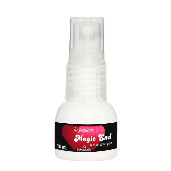 Magic End Spray Anal 10ml Sofisticatto