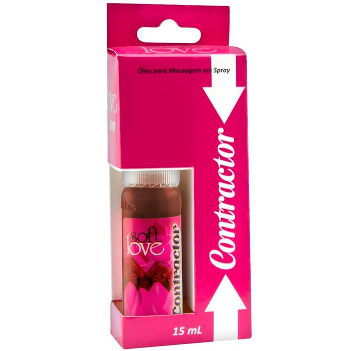 Contractor Jatos 15ml Soft Love