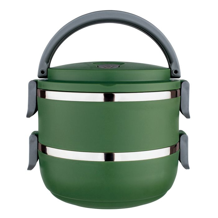 Marmita Lunch Box Verde Euro