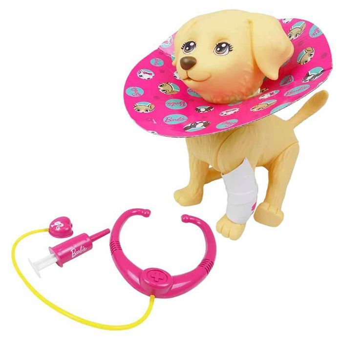 CACHORRINHO PET DA BARBIE VETERINÁRIA PUPEE
