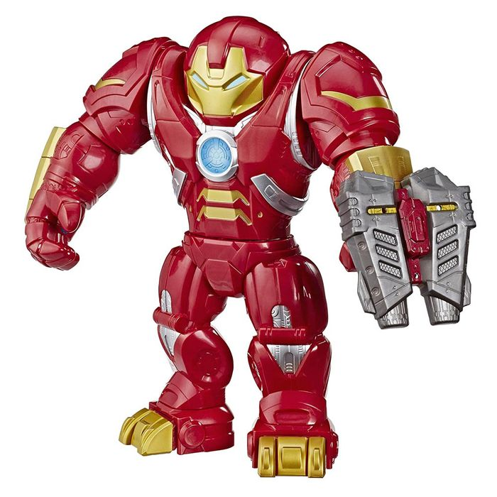 Boneco Super Hero Mega Mighties Hulkbuster- Hasbro