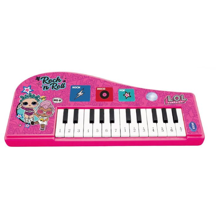 Brinquedo Musical - Piano - LOL Surprise! - Candide