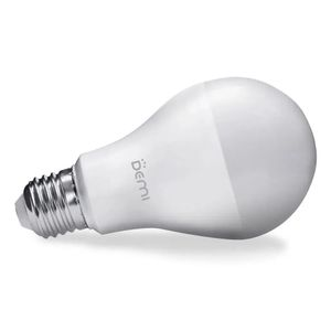 Lâmpada Led Bulbo 9W Branca- Demi